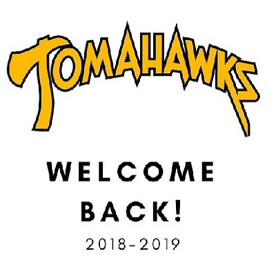 Welcome Back Tomahawks!
